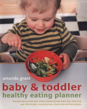 Baby   Toddler Healthy Eating Planner