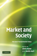 Market And Society book