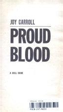 Proud Blood