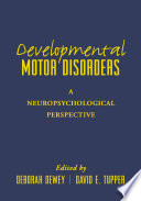 Developmental Motor Disorders