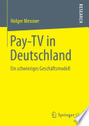 Pay-TV in Deutschland