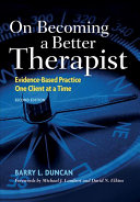On Becoming a Better Therapist