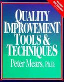 Quality Improvement Tools   Techniques