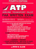 Airline Transport Pilot FAA Written Exam