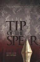 The Tip Of The Spear : longer campaign. but rather than a narrative of...