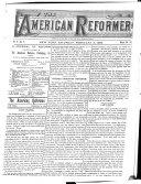 The American Reformer