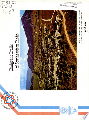 Emigrant Trails of Southeastern Idaho