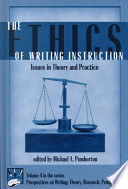 The Ethics of Writing Instruction