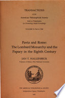 Transactions  American Philosophical Society  vol  72  Part 4  1982
