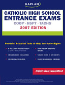 Kaplan Catholic High School Entrance Exam