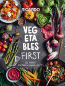 Vegetables First Book