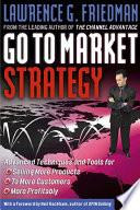 Go To Market Strategy Book PDF