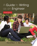A Guide to Writing as an Engineer  4th Edition