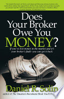 Does Your Broker Owe You Money