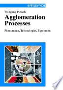 Agglomeration Processes