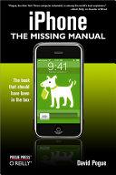 Iphone The Missing Manual [Pdf/ePub] eBook
