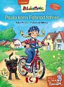 Bildermaus - Meine beste Freundin Paula: Paula kann Fahrrad fahren