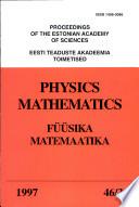 1997 - Vol. 46, No. 3