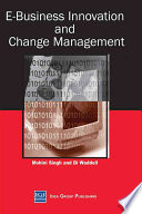 E business Innovation and Change Management