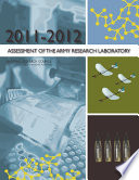 2011 2012 Assessment of the Army Research Laboratory