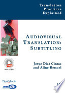 Audiovisual Translation  Subtitling