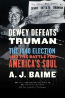 Dewey Defeats Truman Book
