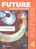 Future 4 Student Book With Myenglishlab