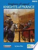 Kingdoms of Legend  Knights of France