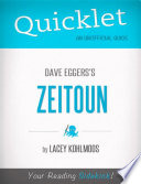Quicklet On Dave Eggers S Zeitoun Cliffnotes Like Summary Analysis And Review