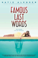 Famous Last Words book
