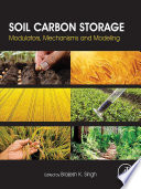 Soil Carbon Storage : approach to the issue of...