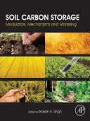Soil Carbon Storage : approach to the issue of soil carbon...