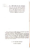 La grande Idee  Roman    Paris  Julliard  1959   278 S  8