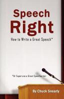 Speech Right