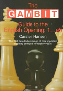 The Gambit Guide to the English Opening   1    E5