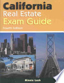 California Real Estate Exam Guide