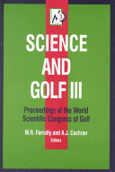 Science and Golf III