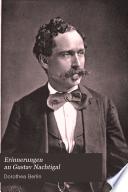 Erinnerungen an Gustav Nachtigal