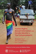 Human Rights  Sexual Orientation and Gender Identity in the Commonwealth