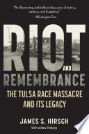 Riot and Remembrance Book PDF