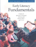 Early Literacy Fundamentals