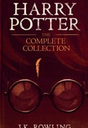 Harry Potter - The Complete Collection 1 - 7 by J. K. Rowling