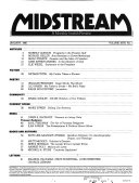 Midstream  a Monthly Jewish Review