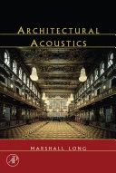 Architectural Acoustics Book