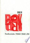 Bartkowiaks forum book art 2001/2002