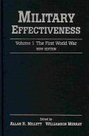 Military Effectiveness Set