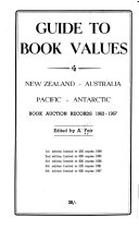 Guide to Book Values Book PDF