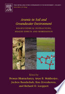 Arsenic in Soil and Groundwater Environment