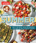 The Complete Summer Cookbook Book