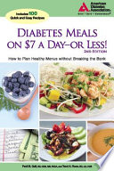 Diabetes Meals On 7 A Day Or Less